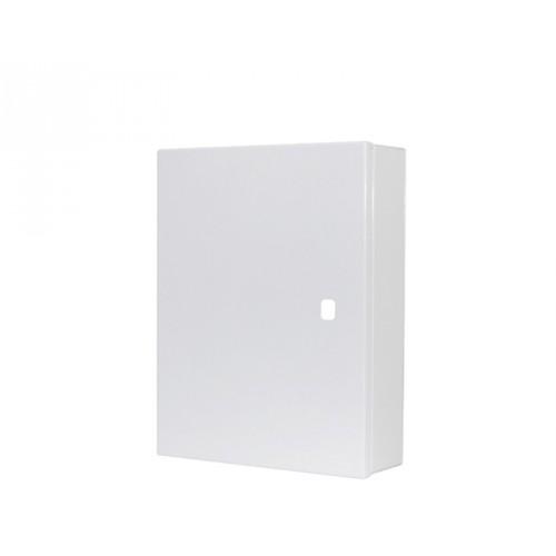 Dokumentskap i hvitlakkert metall A4 format