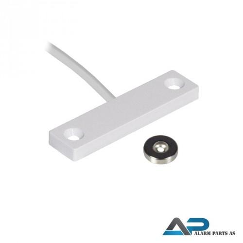 Magnetkontakt med 2m kabel