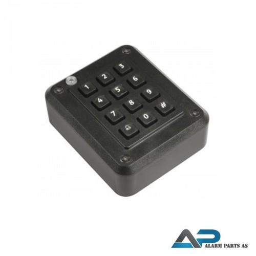 DR2KT20 Vandalsikkert tastatur til 1 dør