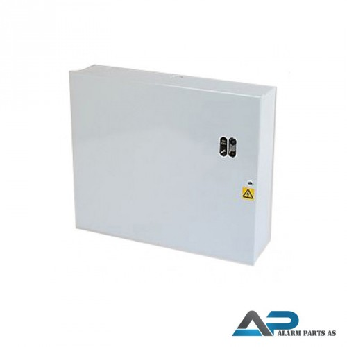 Switch mode strømforsyning 24V - 2A i metallkabine
