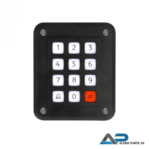 AXS Codemaster II Wiegand kodetastatur