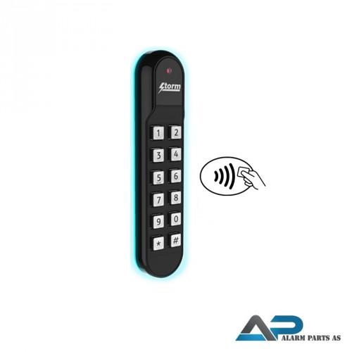 AXS S60 Kodetastatur med proxleser
