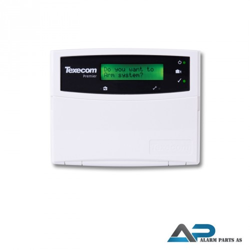 DBA-0003 Premier Elite Betjeningsenhet med LCD dis