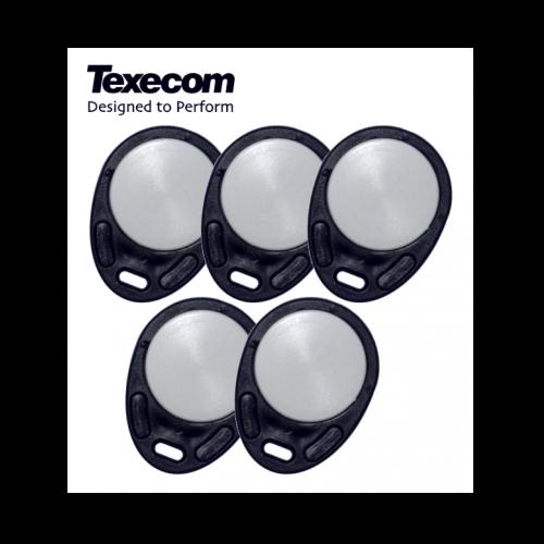 CDB-0001 5 stk. Proxbrikker til Texecom