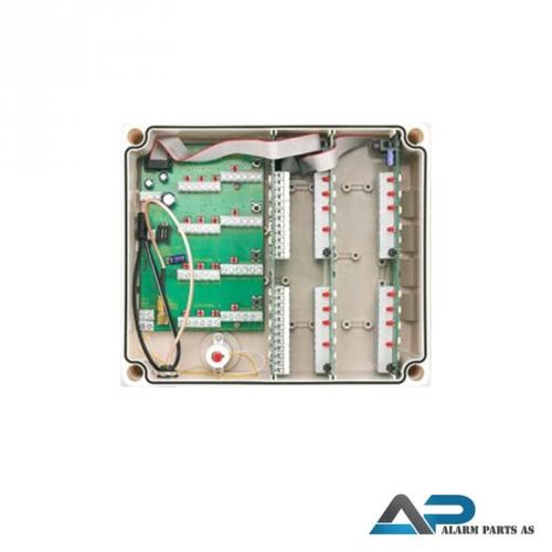 GJD 392 D-TECT Trådløs mottaker 868Mhz