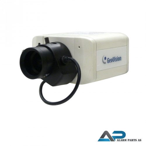 BX4700-3V 4MP vari-focal 3-10mm Box IP kamera