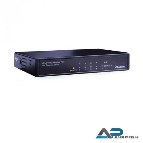 POE0400 - 4 ports 65W