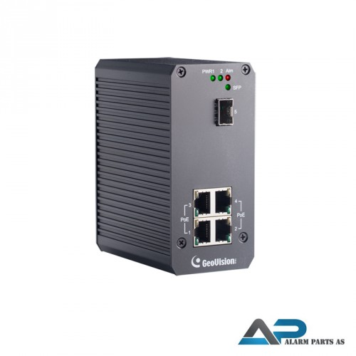 POE0410-E - 4 ports switch