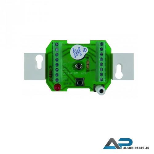 Reset modul for montering i veggboks - 10 pakkning