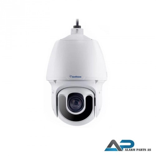 SD3732IR 3MP H.265 IR 33X Vandalsikker dome - u_ve