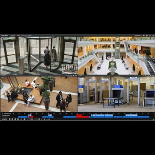 GV-VMS PRO Programvare for videoserver, opptil 64 kamera