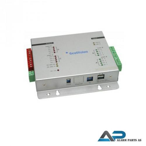 GV-IOBOX 8 med Ethernetmodul V1.2