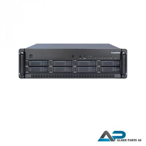 GV-VMS Server lagring 8 brønner 32 kanaler
