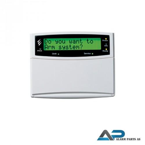 DBB-0002 Betjeningsenhet med stort display