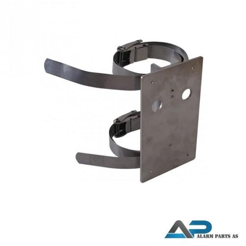 RLS-PB Stolpebrakett i rustfritt stål for RLS-3060