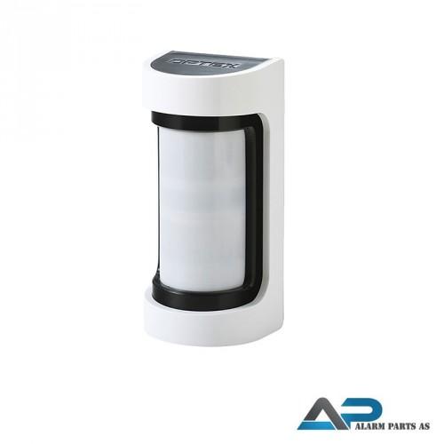 VXS-AM Utvendig detektor 12m. vidvinkel antiMask