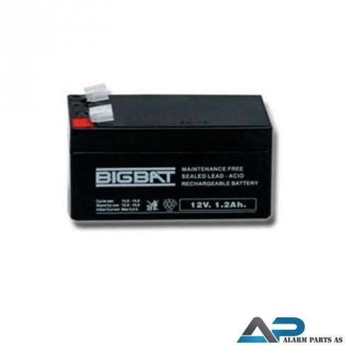 012012 Batteri 12V - 1,2Ah