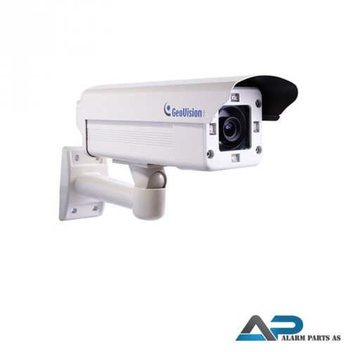 BX4700-E 4MP H.265 Super low WDR Arctic IP kamera