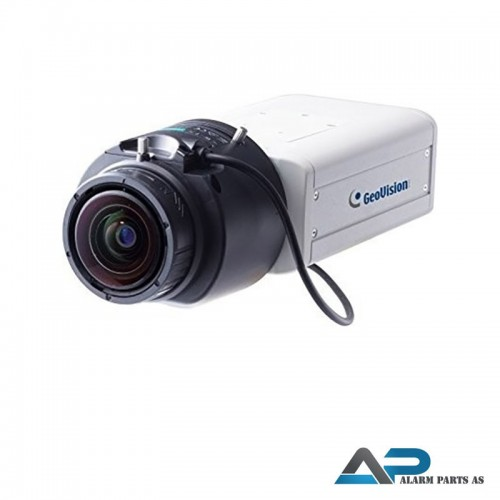BX12201 - 12MP H.264 Low Lux WDR D_N Box IP kamera
