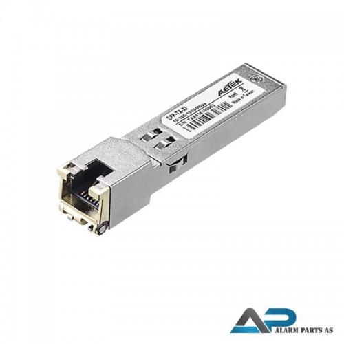 Industrial 1,25G SFP transciver