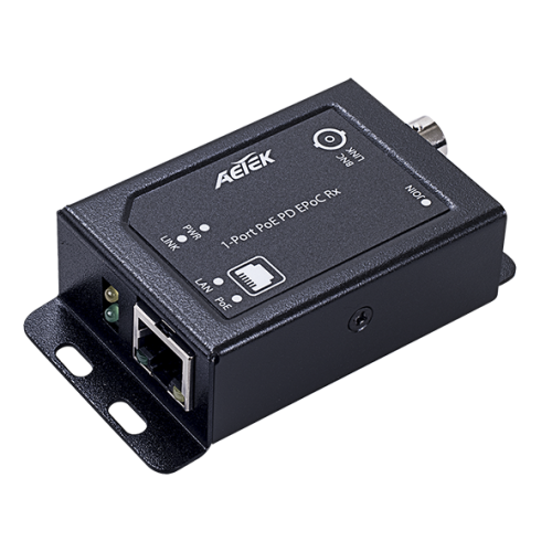 XE11-110-RX innendørs Ethernet over Coax RX adapter.