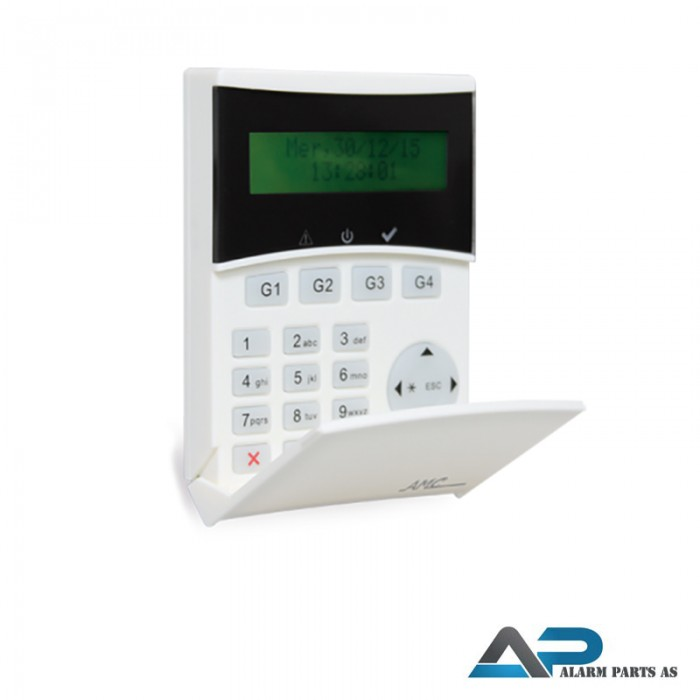 K-LCD LIGHT PLUS Betjeningsenhet til XR800