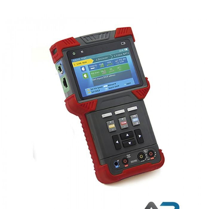 DT-T73 Testverktøy for CCTV (med PoE)