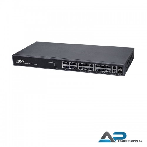 C70-00E-01 Master L2 Plus managed switch