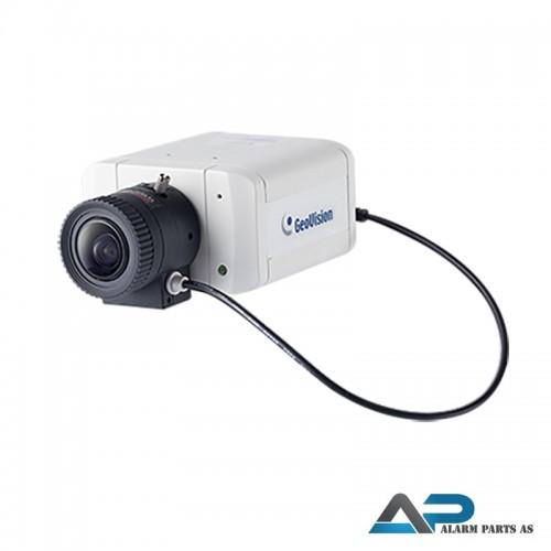 BX4700-FD 4MP H.265 Super Low Lux WDR Pro Face Det