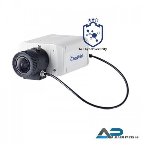 BX2700-FD 2MP H.265 Super Low Lux WDR Pro Face Det
