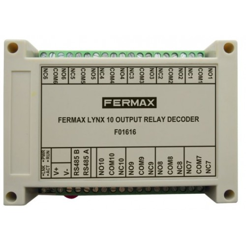 1616 Fermax relay decoder 10E