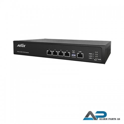 XT10-041-250 EPoT switch 4 porter