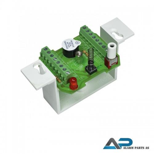 6139.03 Koblingsplint med reset - buzzer