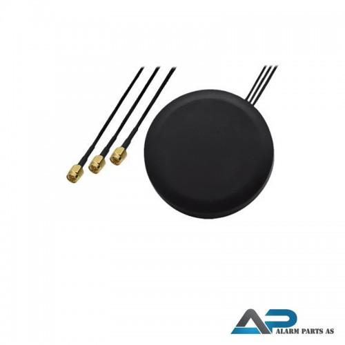 003R-00254 Combo SISO Mobil_GNSS_WIFI SMA antenne