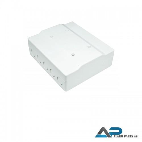4103.02 Koblingsboks i plast med plass til 3 modul