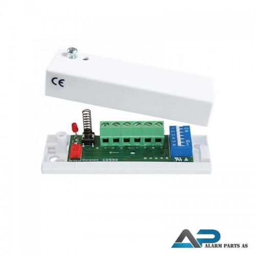 CD550 Vibrasjonsdetektor