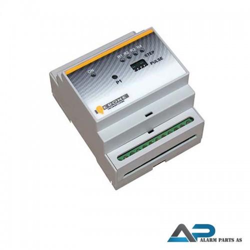 RRA85-BD4 Radiomottaker DIN skinne montering