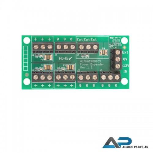 004669 12V strømforsyning fordeler