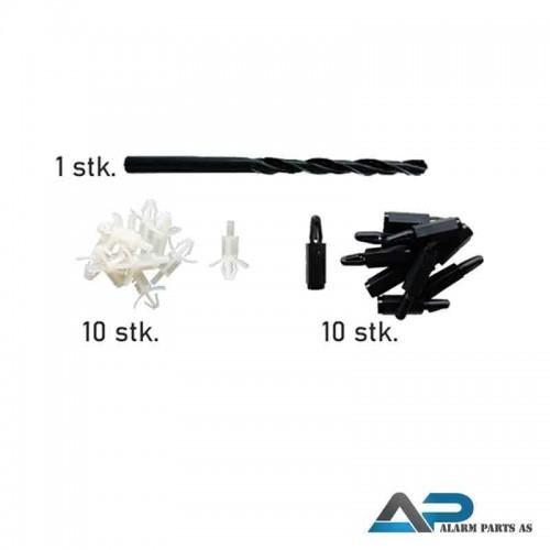 004682 Ekpanderkort monterings kit
