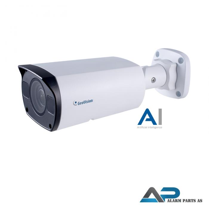 TBL8810 AI 8MP H.265 4,3x zoom 2,8mm-12mm IP kamera