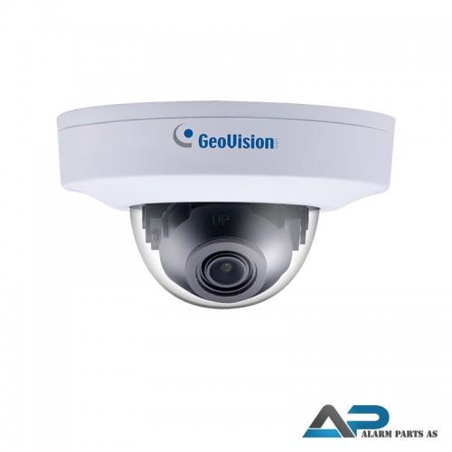 GV-TFD4700 4MP H.265 WDR Pro IR Mini Fixed Iens