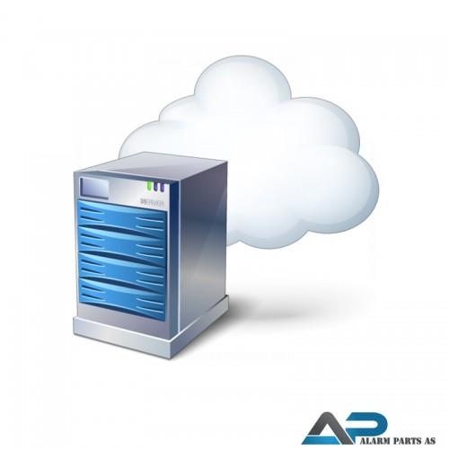56001 Dedikert cloud server hosting - 1 års avtale